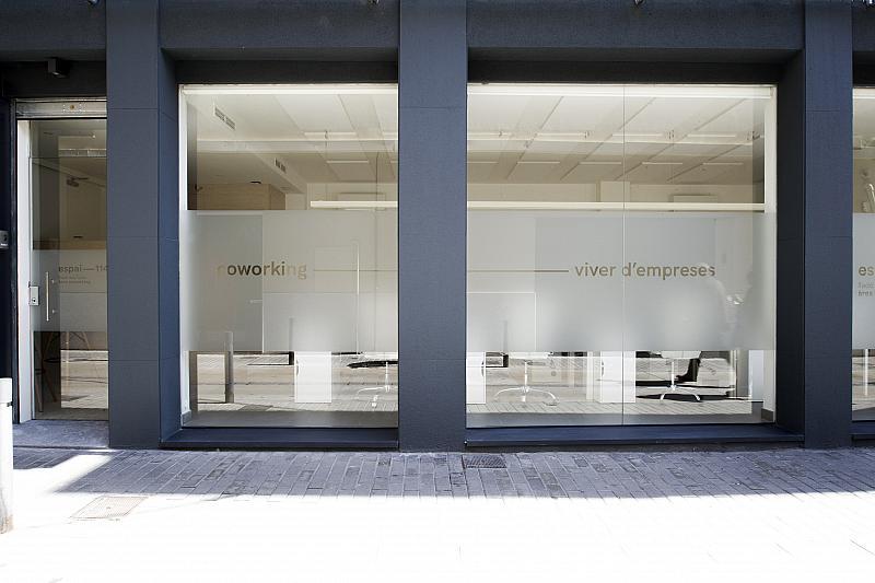 Fachada - Despacho en alquiler en calle Francesc Layret, Centre en Badalona - 273200089
