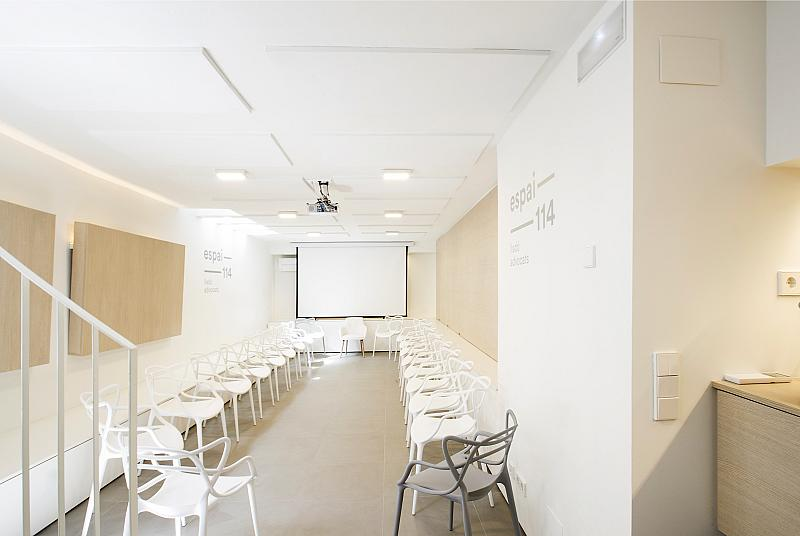 Detalles - Despacho en alquiler en calle Francesc Layret, Centre en Badalona - 273200105