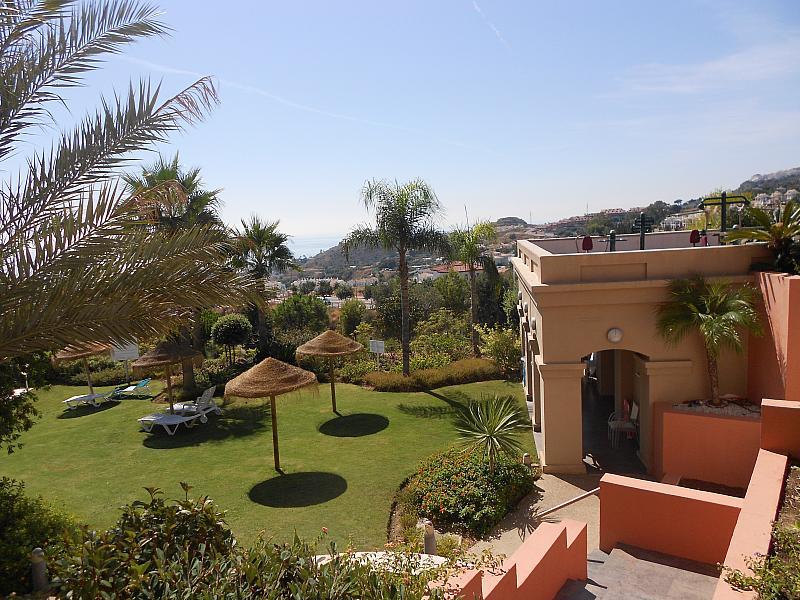 Piscina - Apartamento en alquiler en calle Arroyo Hondo, Benalmádena Pueblo en Benalmádena - 137015101