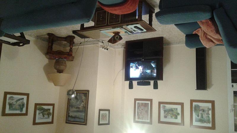 Salón - Loft en alquiler opción compra en calle Jose Hernandez, Puerto de la Torre en Málaga - 273185997