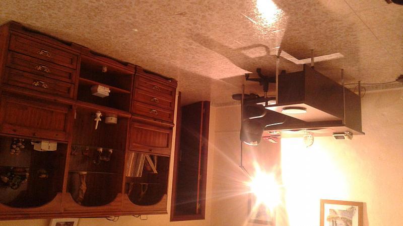 Salón - Loft en alquiler opción compra en calle Jose Hernandez, Puerto de la Torre en Málaga - 273186003