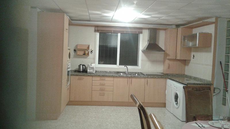 Cocina - Loft en alquiler opción compra en calle Jose Hernandez, Puerto de la Torre en Málaga - 273186004