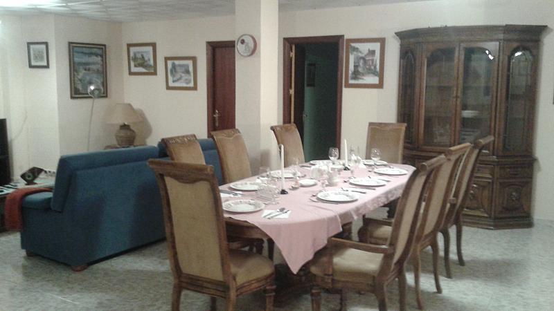Comedor - Loft en alquiler opción compra en calle Jose Hernandez, Puerto de la Torre en Málaga - 273186006