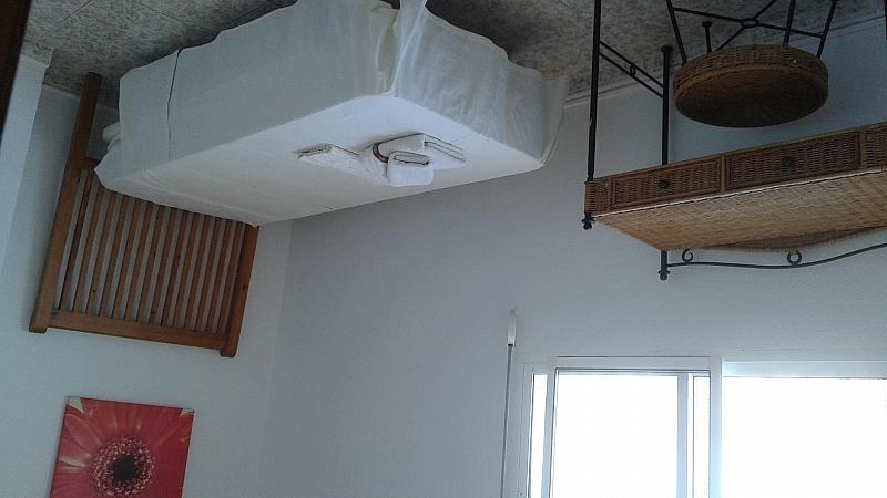 Dormitorio - Loft en alquiler opción compra en calle Jose Hernandez, Puerto de la Torre en Málaga - 273186101