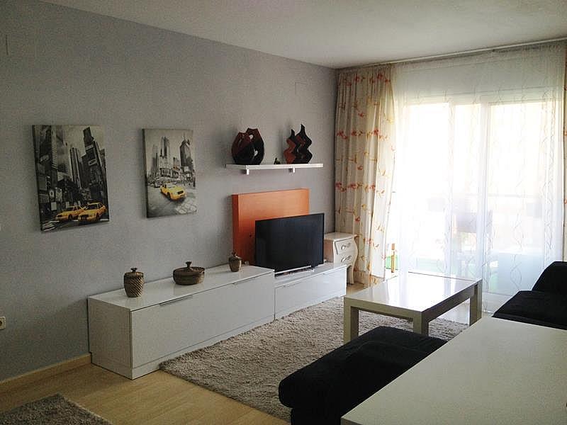 Comedor - Apartamento en venta en plaza España, Santa Susanna - 318051723