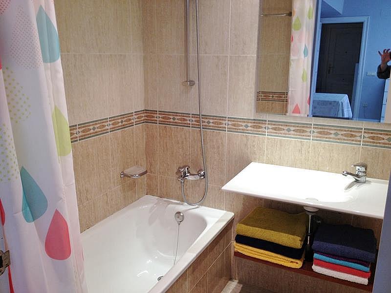 Baño - Apartamento en venta en plaza España, Santa Susanna - 318051739