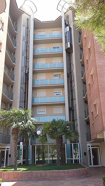 Fachada - Apartamento en venta en plaza España, Santa Susanna - 318051745