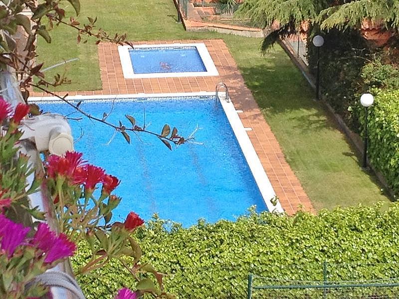 Piscina - Apartamento en venta en plaza España, Santa Susanna - 318051750
