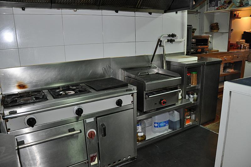 Cocina - Restaurante en alquiler en calle Tossa de Mar, Poble nou en Vilafranca del Penedès - 266088777