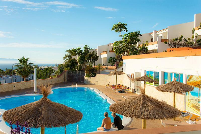 Piscina - Apartamento en alquiler en calle Europa, Playa de las Américas - 267197061