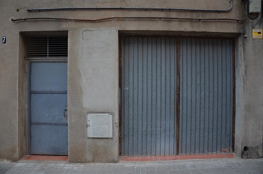 Fachada - Nave industrial en alquiler en pasaje Teodor Llorente, Hostafrancs en Sabadell - 328557406