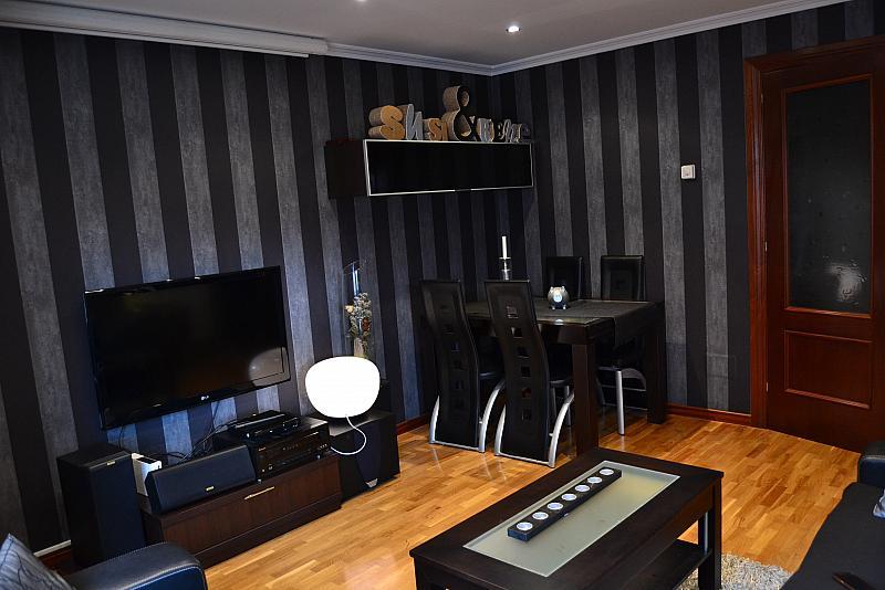 Salón - Piso a compartir en calle Pintora Concha Mori, Contrueces-Montevil-Roces en Gijón - 269834430