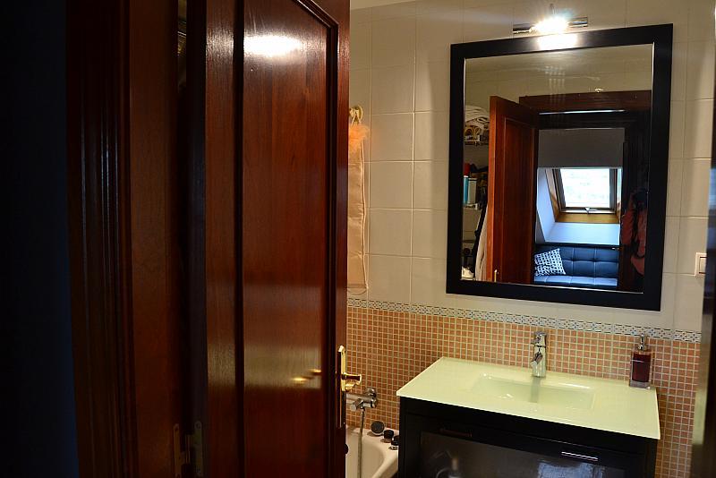 Baño - Piso a compartir en calle Pintora Concha Mori, Contrueces-Montevil-Roces en Gijón - 269834439