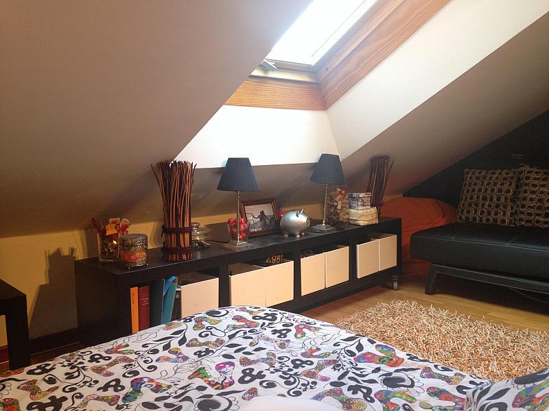 Dormitorio - Piso a compartir en calle Pintora Concha Mori, Contrueces-Montevil-Roces en Gijón - 269834443