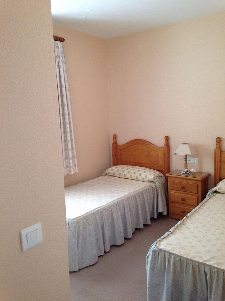 Dormitorio - Ático en alquiler de temporada en paseo Del Mediterraneo, Mojácar - 271892737