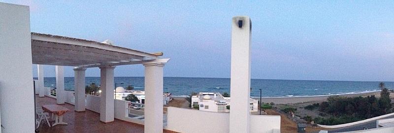 Vistas - Ático en alquiler de temporada en paseo Del Mediterraneo, Mojácar - 271892814