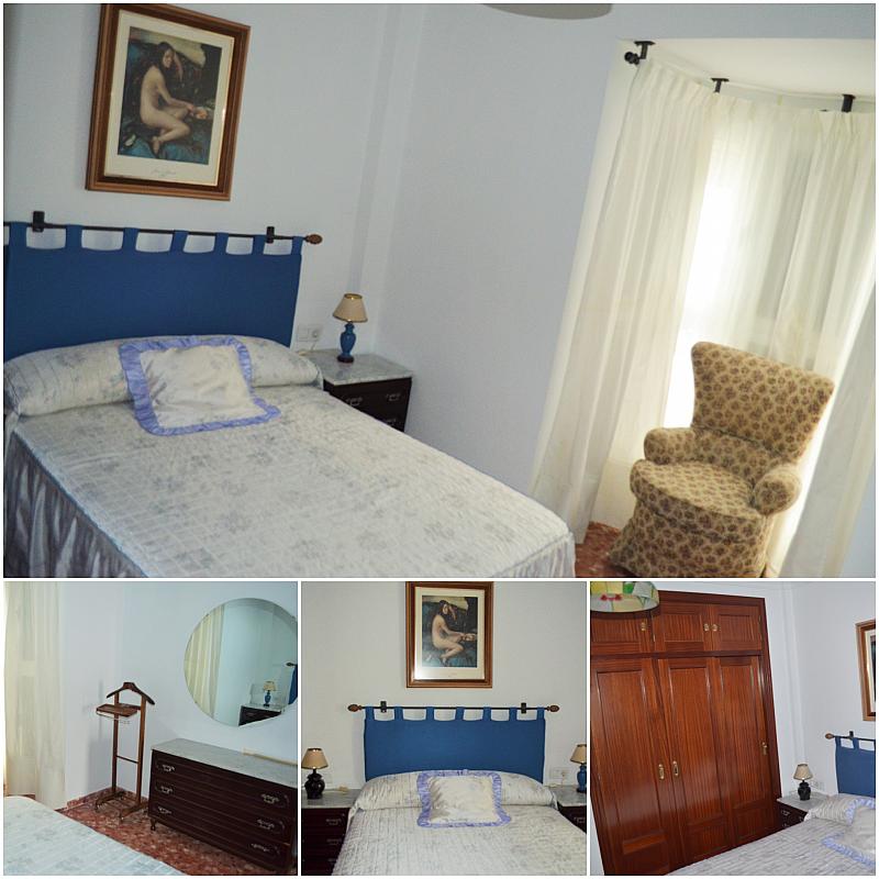 Dormitorio - Casa adosada en alquiler en calle Pablo Neruda, El Lugar en Chiclana de la Frontera - 271894916