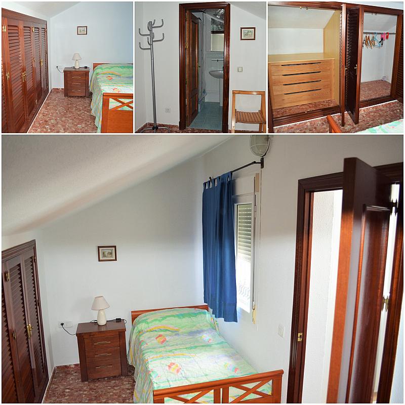 Buhardilla - Casa adosada en alquiler en calle Pablo Neruda, El Lugar en Chiclana de la Frontera - 271894926