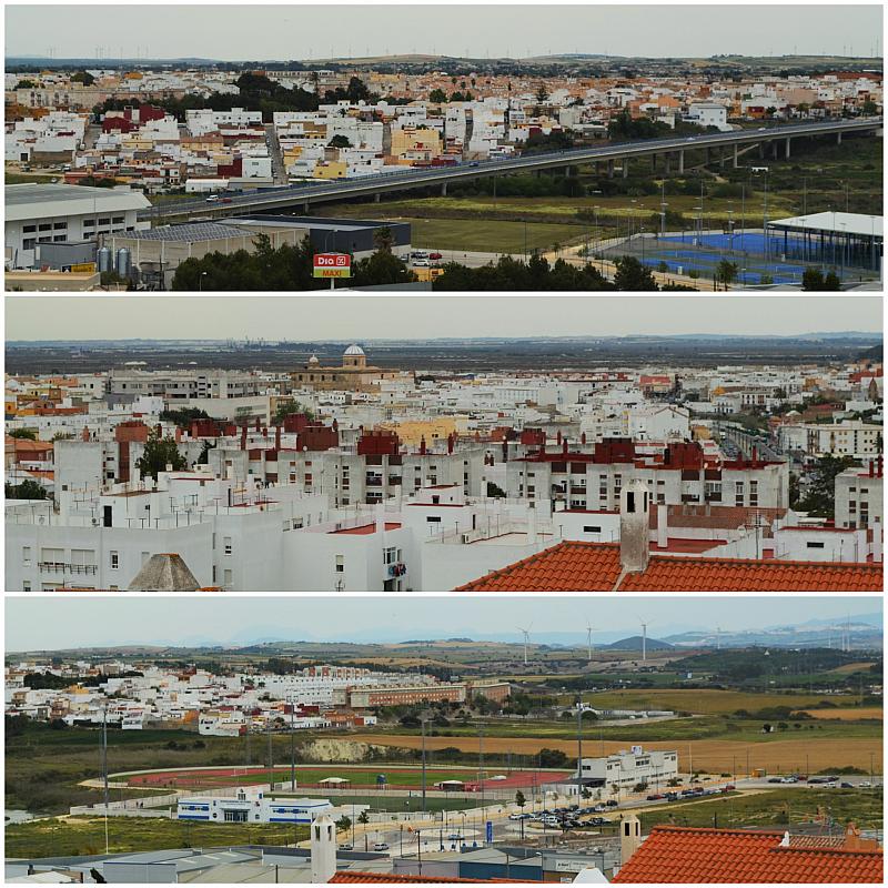 Vistas - Casa adosada en alquiler en calle Pablo Neruda, El Lugar en Chiclana de la Frontera - 271894953