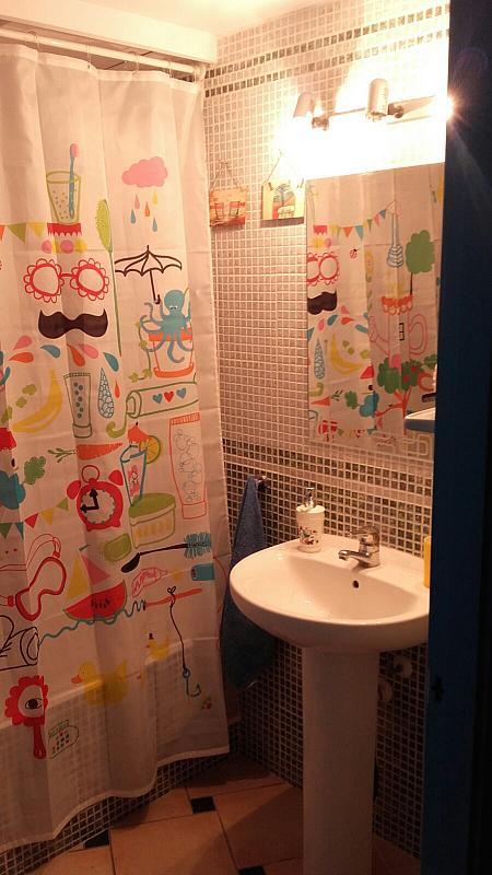 Baño - Estudio en alquiler en calle Burgos, Sant Josep de sa Talaia - 291917794