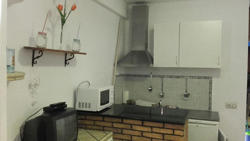 Cocina - Estudio en alquiler en calle Burgos, Sant Josep de sa Talaia - 291917802