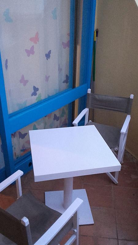 Terraza - Estudio en alquiler en calle Burgos, Sant Josep de sa Talaia - 291917805