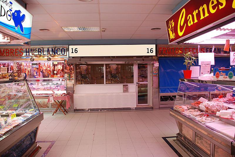 Fachada - Local comercial en alquiler en calle Federico Grases, Puerta Bonita en Madrid - 280718758
