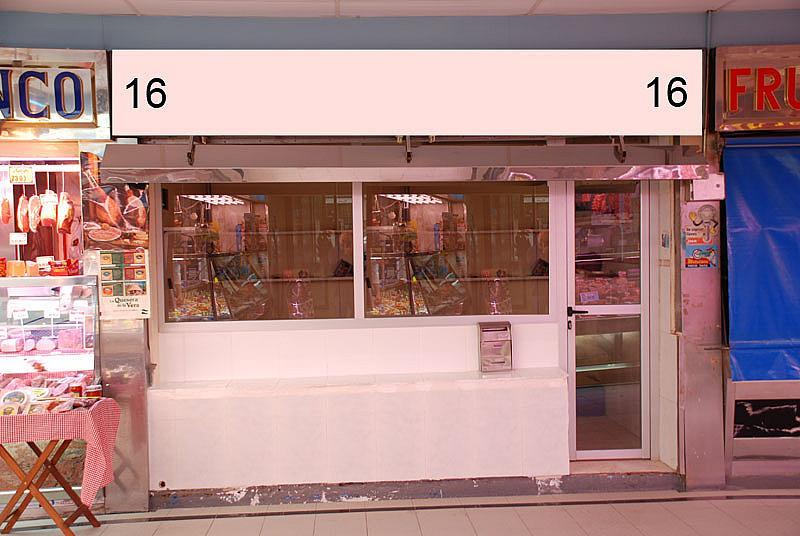 Fachada - Local comercial en alquiler en calle Federico Grases, Puerta Bonita en Madrid - 280718762