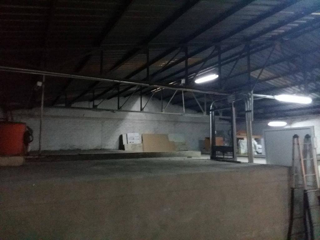 Vistas - Nave industrial en alquiler en calle Turquesa, Delicias - Pajarillos - Flores en Valladolid - 313882870