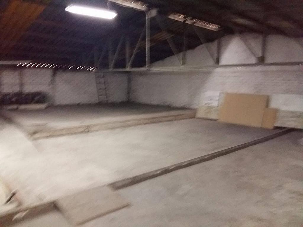 Vistas - Nave industrial en alquiler en calle Turquesa, Delicias - Pajarillos - Flores en Valladolid - 313882871