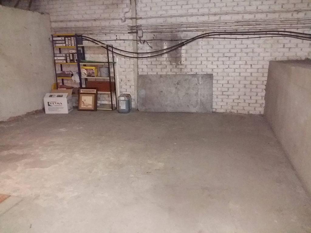 Vistas - Nave industrial en alquiler en calle Turquesa, Delicias - Pajarillos - Flores en Valladolid - 313882874