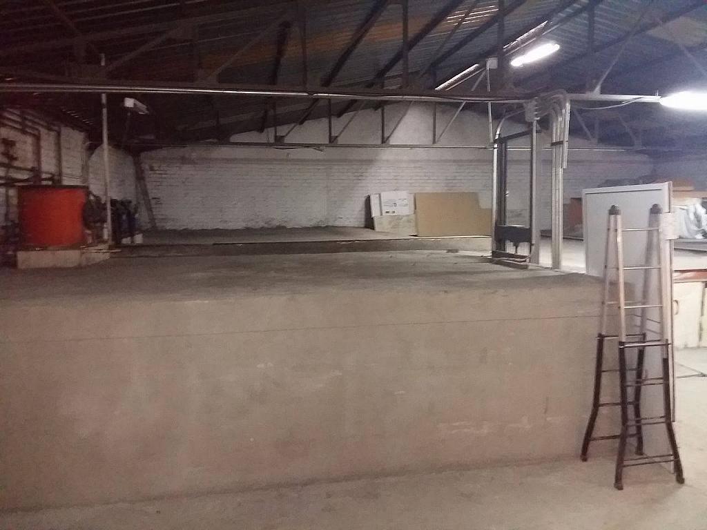 Vistas - Nave industrial en alquiler en calle Turquesa, Delicias - Pajarillos - Flores en Valladolid - 313882875