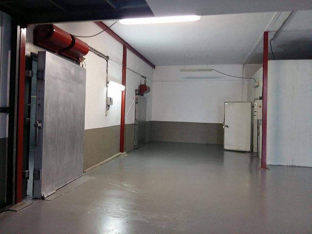Vistas - Nave industrial en alquiler en calle Turquesa, Delicias - Pajarillos - Flores en Valladolid - 313882878