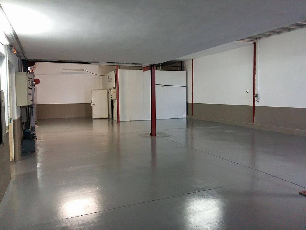 Vistas - Nave industrial en alquiler en calle Turquesa, Delicias - Pajarillos - Flores en Valladolid - 313882879