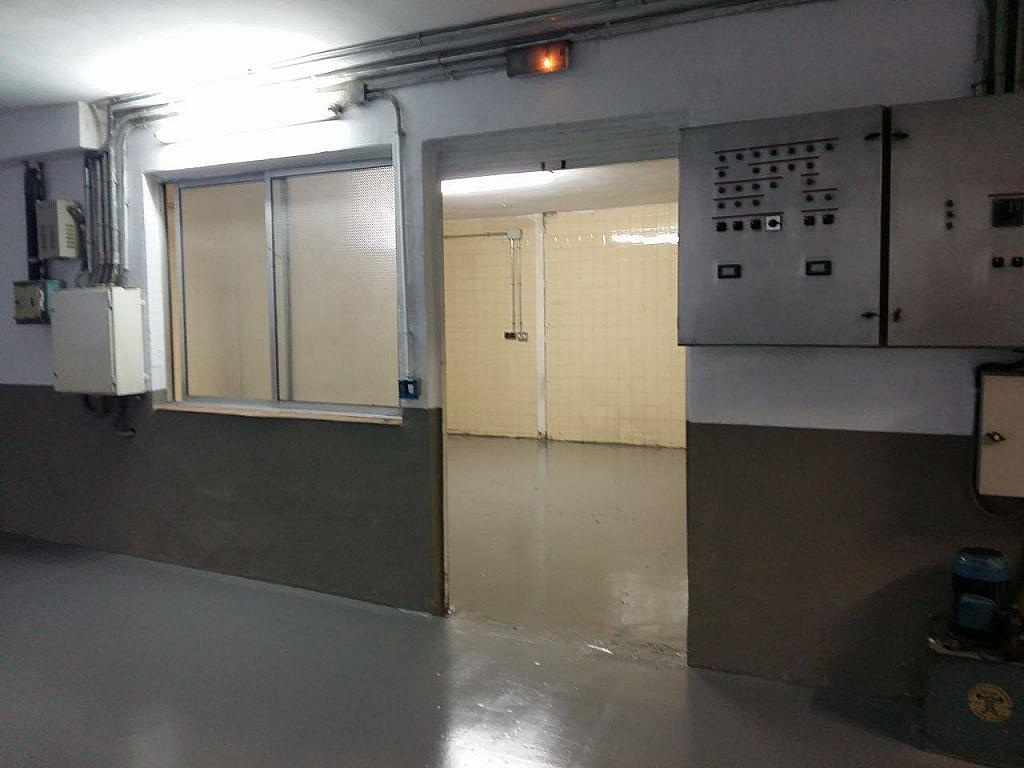 Vistas - Nave industrial en alquiler en calle Turquesa, Delicias - Pajarillos - Flores en Valladolid - 313882882