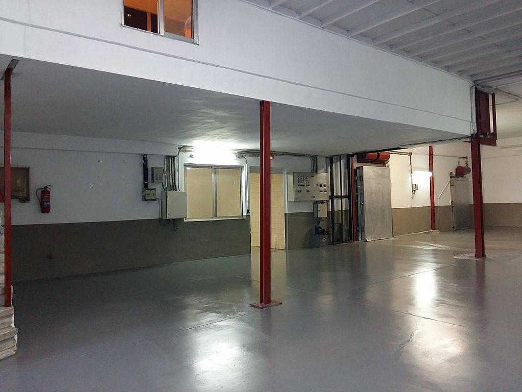 Vistas - Nave industrial en alquiler en calle Turquesa, Delicias - Pajarillos - Flores en Valladolid - 313882884