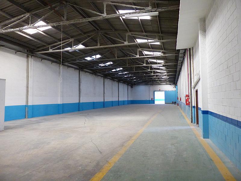 Vistas - Nave industrial en alquiler en calle Marina, Bellvitge en Hospitalet de Llobregat, L´ - 283177449
