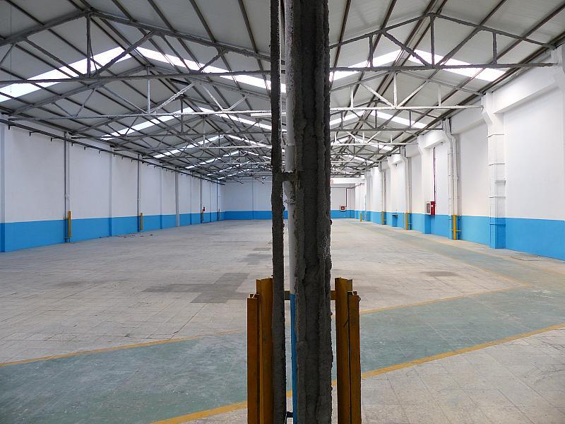 Vistas - Nave industrial en alquiler en calle Marina, Bellvitge en Hospitalet de Llobregat, L´ - 283177461