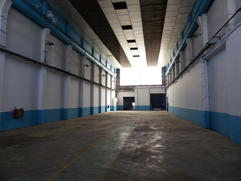 Vistas - Nave industrial en alquiler en calle Marina, Bellvitge en Hospitalet de Llobregat, L´ - 283177489