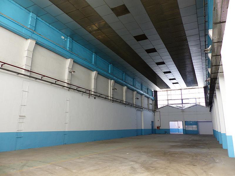 Vistas - Nave industrial en alquiler en calle Marina, Bellvitge en Hospitalet de Llobregat, L´ - 283177523