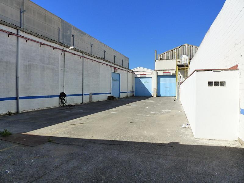 Patio - Nave industrial en alquiler en calle Marina, Bellvitge en Hospitalet de Llobregat, L´ - 283177696