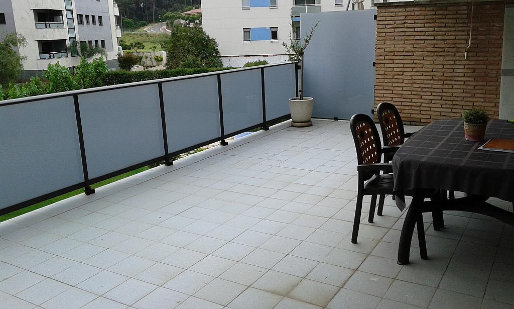 Terraza - Bajo en alquiler opción compra en calle Cienfuegos, Fanals en Lloret de Mar - 291137128