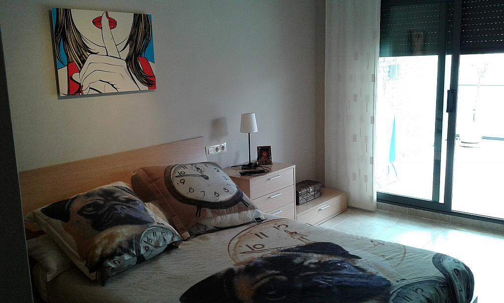 Dormitorio - Bajo en alquiler opción compra en calle Cienfuegos, Fanals en Lloret de Mar - 291137151
