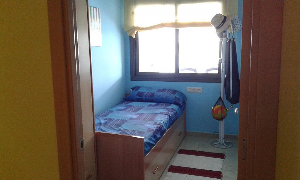 Dormitorio - Bajo en alquiler opción compra en calle Cienfuegos, Fanals en Lloret de Mar - 291137163