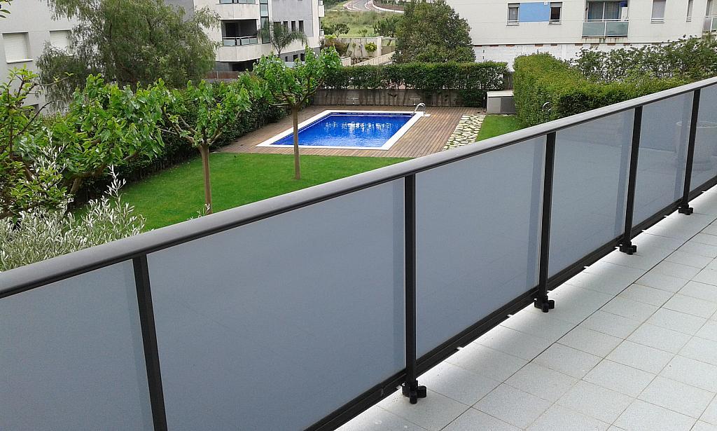 Terraza - Bajo en alquiler opción compra en calle Cienfuegos, Fanals en Lloret de Mar - 291137166