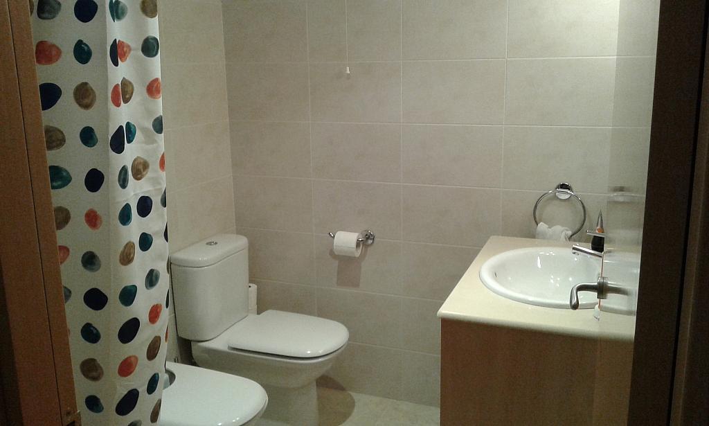Baño - Bajo en alquiler opción compra en calle Cienfuegos, Fanals en Lloret de Mar - 291137169