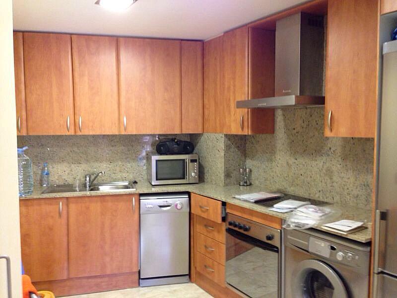 Cocina - Piso en alquiler opción compra en calle Passapera, Fanals en Lloret de Mar - 318901197