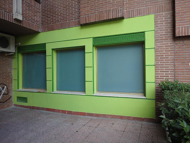 Fachada - Local comercial en alquiler en calle Doctor Ramón Castroviejo, Peñagrande en Madrid - 286689831