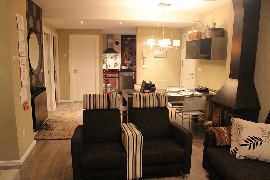 Salón - Apartamento en alquiler de temporada en calle Tubería, Sallent de Gállego - 288654541