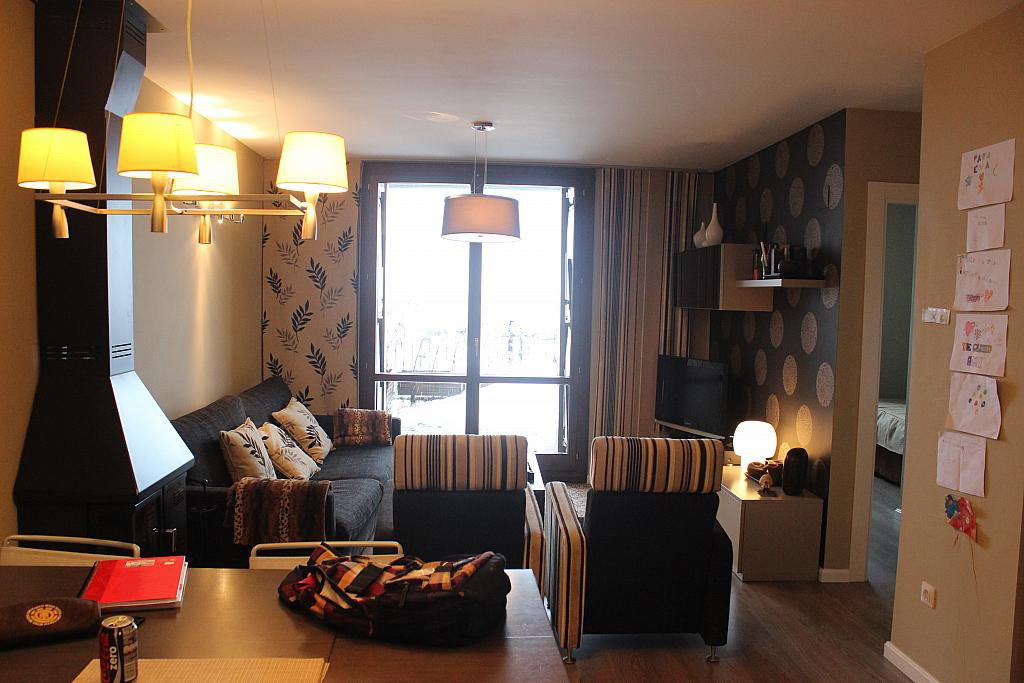 Salón - Apartamento en alquiler de temporada en calle Tubería, Sallent de Gállego - 288654584